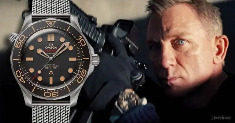 Cheap Titanium Omega Seamaster 007 James Bond Special Edition Replica Watches