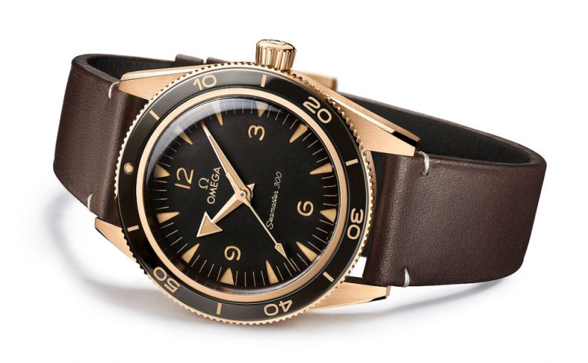 Omega Kicks Off New High Quatily Seamaster 300 Replica Watches