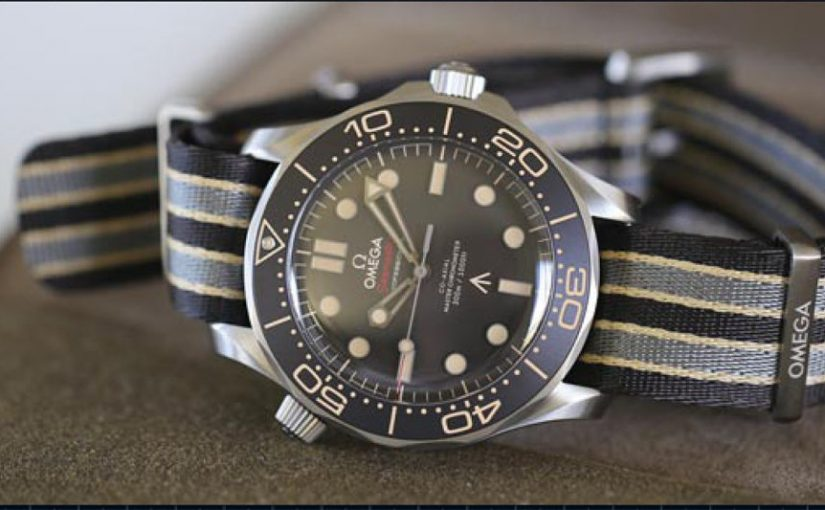 Reviewing of AAA Omega Seamaster Diver 300M 007 Edition Replica Watches