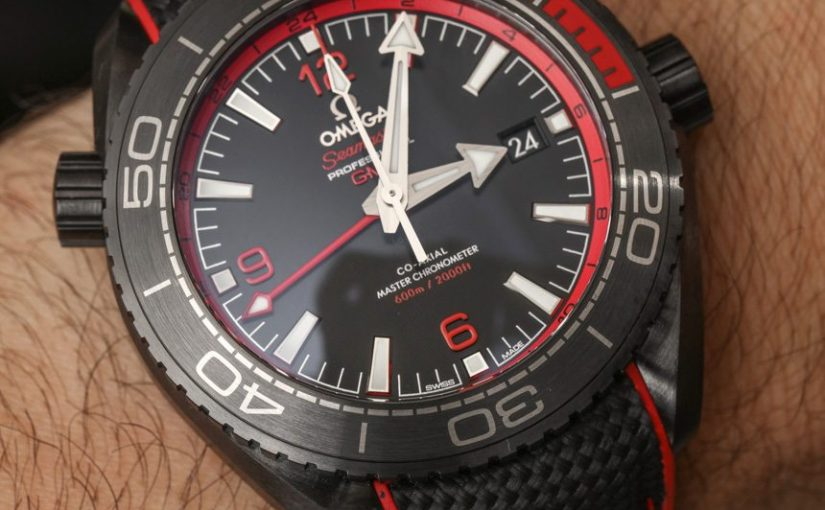 How about Omega Seamaster Planet Ocean GMT Replica Watches